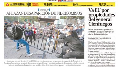 Photo of 🚨⚡️  #Portada_Nacional Señala #SAT a sindicatos de usar facturas falsas #El_Universal 🚨⚡️