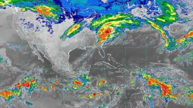 Photo of Frente frío 9 provocará lluvias intensas en estados del sur mexicano