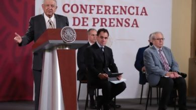 Photo of AMLO rechaza que se vaya a pagar defensa de Cienfuegos en EU
