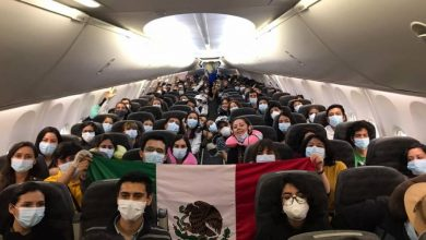 "Photo of ""Se han repatriado a casi 18 mil mexicanos por emergencia sanitaria"""